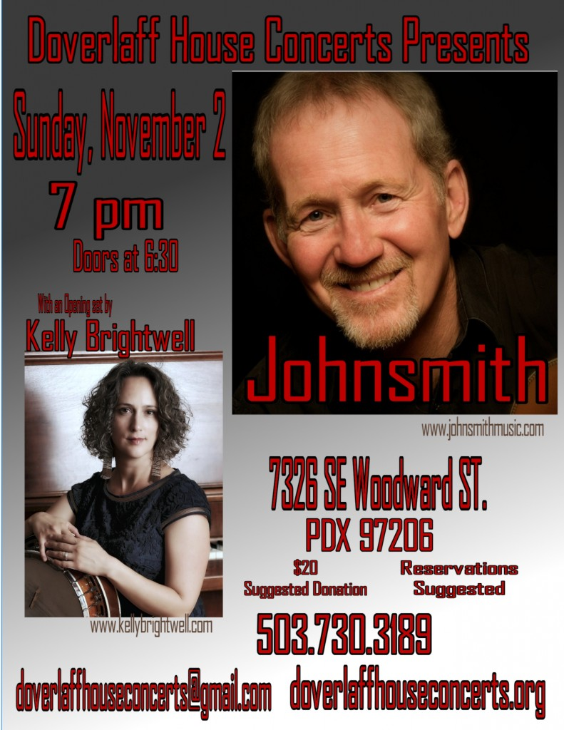 Johnsmith House Concert 2014 2