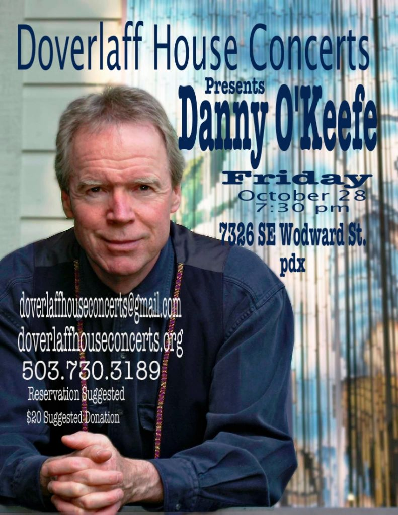 Danny O'Keefe HC Poster-001
